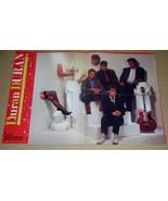 Duran Duran Star Hits Magazine Photo Poster Clipping Vintage 1980's - $12.99