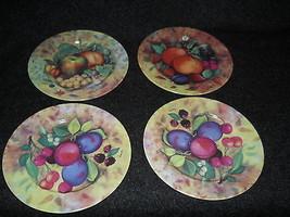 Email De Limoges still life set of 4 salad plates - $17.77