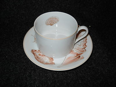 Primary image for Fitz & Floyd Coquille cup and saucer