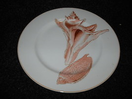 Fitz & Floyd Coquille salad plate - $6.88
