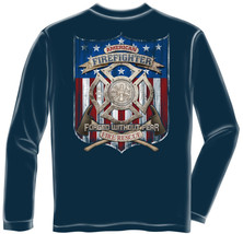 AMERICAN MADE FORGED WITHOUT FEAR- T-SHIRT - $24.95