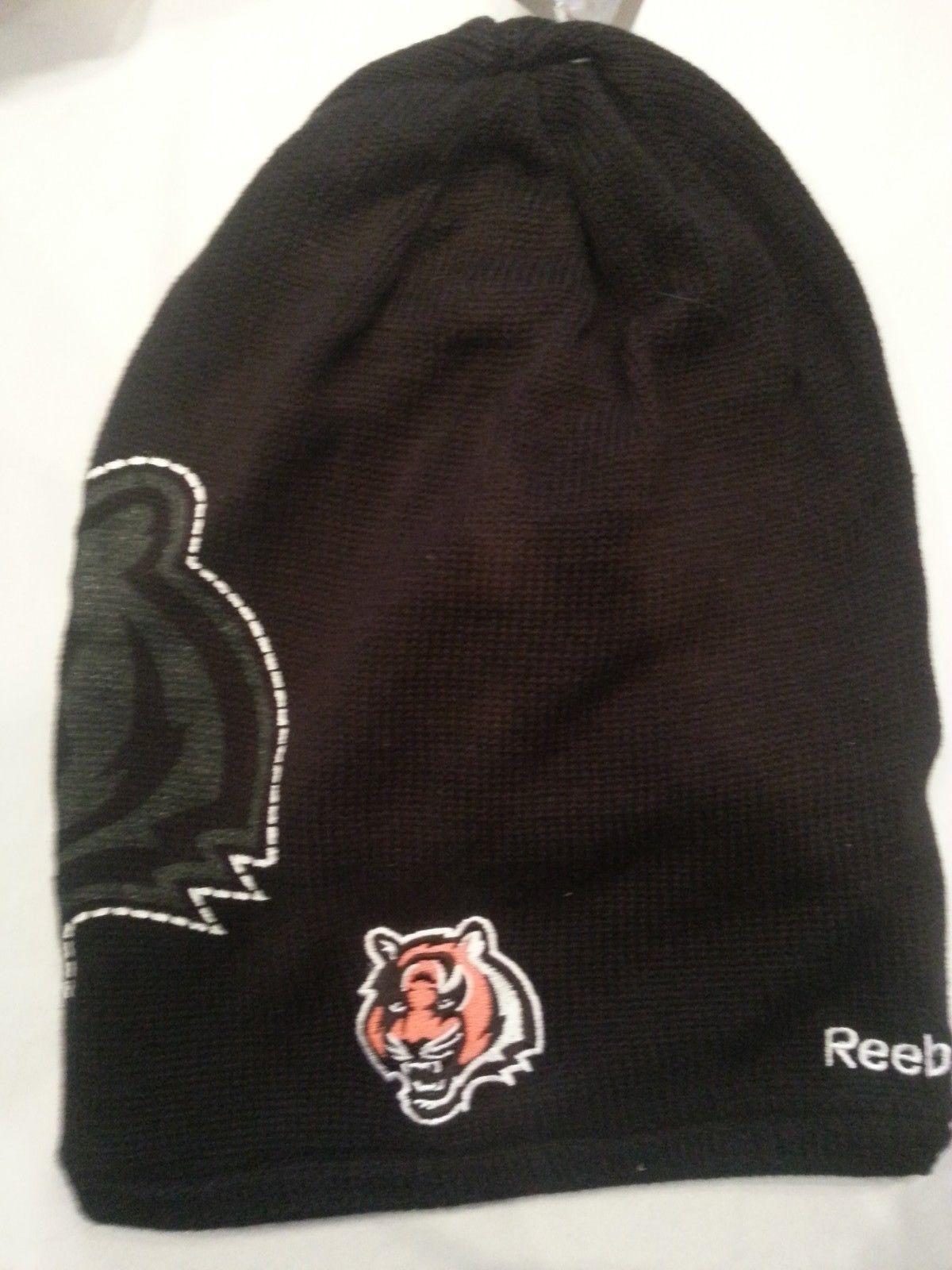 c4ca8e53d Cincinnati Bengals Bean Ie Hat Toboggan .. and 50 similar items