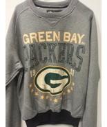 Brand NEW GREEN BAY PACKERS Crew Neck Crewneck 'BIG TIME' sweatshirt AUT... - $64.95