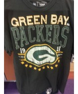 GREEN BAY PACKERS  DISTRESSED  BIG TIME  T-Shirt VIINTAGE NFL TEAM APPAREL - $24.99