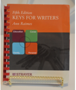 Keys for Writers 5th Edition by Ann Raimes - $9.95