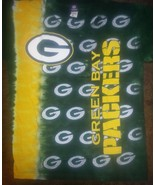 New GREEN BAY PACKERS VERTICAL Tie Dye T-Shirt NEW LICENSED TEAM APPAREL... - $24.99+