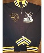 New PITTSBURGH STEELERS HARDKNOCK  FLEECE JACKET NFL TEAM APPAREL - $109.99+