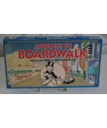 Advance to Boardwalk Board Game - $19.95