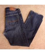 AMERICAN EAGLE Mens  ORIGINAL STRAIGHT  Jeans Sz 31 x 32 - $18.57