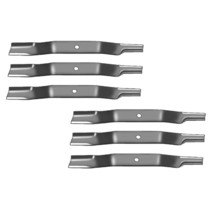 "6 PACK WOODS BLADE 20-1/4""X 5/8"" REPLACES HESSTON 31359 L.HAND CUT OREGO... - $64.32"