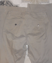 Victoria Secret Christie Fit Sexy Comfortable Beige Flap Back Pocket Pants Sz4T - $19.99