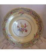 Royal Doulton China Antique Hand-painted 1930 Gilded Cabinet Plate By R.... - $39.98