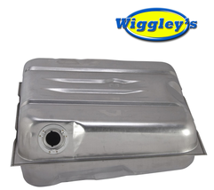 STAINLESS STEEL FUEL TANK ICR8C-SS FITS 72 73 74 PLYMOUTH BARRACUDA image 1