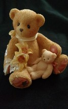 Cherished Teddies - Lily - Lilies Bloom With Petals Of Hope - 202959 - 1997 - $7.91