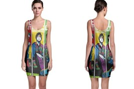 Green Day Pop Art Bodycon Dress - $22.99+