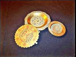 Zodiac Sign & Metal Plates AB 277 Vintage
