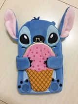 Disney Lilo Stitch Purse, Clutch Cloth bag. Ice Cream Theme. Very Cute Rare Item - $49.99