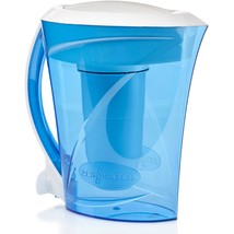 ZeroWater 8-Cup Pitcher with Free TDS  Light-Up... - $48.62