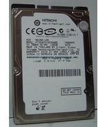 Hitachi HTS542512K9SA00 TravelStar 120GB 5400 RPM SATA 7-pin 2.5 Inch 9.5MM - $17.59