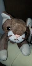 "Ty ""Pounce"" the Cat Beanie Baby  (Handmade) - $2,500.00"