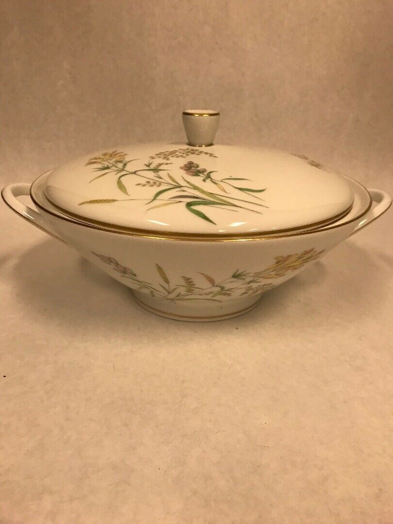Primary image for Rosenthal Sommerbluten Summer Blossoms Bettina 38 Casserole lid handles Vintage