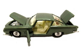 1960s Corgi #241 Ghia L 6.4 Car in Green - $32.95