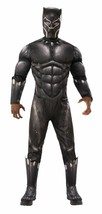 Rubies Marvel Schwarzer Panther Muskel Brust Erwachsene Herren Halloween... - $55.63