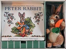 The Peter Rabbit Gift Set: Including a Classic Board Book and Peter Rabb... - $16.21