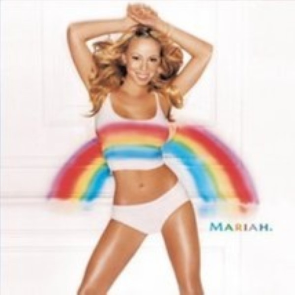 Rainbow by Mariah Carey Cd