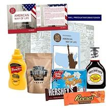 Premium Geschenkbox American Way of Life I Amerikanische Food Klassiker I - $40.56