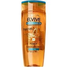 L'Oréal Paris Elvive Extraordinary Oil Nourishing Shampoo, 12.6 fl. oz. Packagin