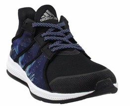 Neuf Femmes Adidas Gymbreaker W Baskets/Course/Athletic Maille Noir Chaussures image 1