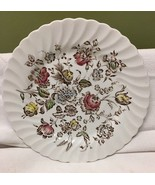 STAFFORDSHIRE BOUQUET plate by Johnson Brothers - $2.97