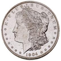 1904-O $1 Silver Morgan Dollar in Choice BU Condition DMPL Prooflike Min... - $222.74