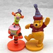Disney Winnie The Pooh Tigger Cake Toppers Applause Decopac Birthday Party - $16.99