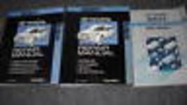 2001 Toyota RAV4 Rav 4 Service Shop Repair Workshop Manual Set W Ewd Feo - $77.16