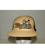 Tequileros De Jalisco Straw & Mesh Trucker Snapback Hat Cap Magic Headwear - $13.98