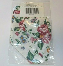 Longaberger 1999 Horizon Liner Garden Splendor New Floral 218571 - $10.84