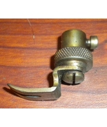 Badged National Vibrating Shuttle Rotary Style Foot Clamp w/ Screw & Foot - $15.00