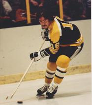 Derek Sanderson Boston Bruins QP Vintage 11X14 Color Hockey Memorabilia Photo - $14.95
