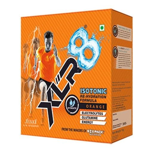 Primary image for Six Pack Nutrition XLR8, 2.2 lb Orange