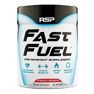 RSP Nutrition Fast Fuel, 0.56 lb Blue Raspberry