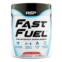 RSP Nutrition Fast Fuel, 0.56 lb Blue Raspberry - $59.95