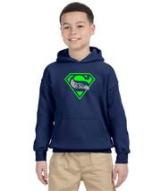 Seattle Seahawks super seahawks  YOUTH Hoodie... Seattle seahawks hoodie - $35.99