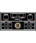 Scoreboard, hockey scoreboard, hockey decor, hockey wall art, kids hocke... - $160.00