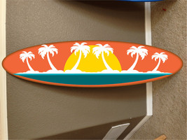 5' surfboard wall hanging surf board surfboard ... - $125.00