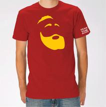 Fear The Beard Houston Rockets James Harden red T Shirt - $20.00