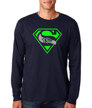 Seattle Seahawks super seahawks  shirt... Hail ... - $25.00