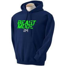 Seattle Seahawks beast mode Hoodie... Seattle seahawks hoodie - $35.99