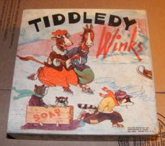 1939 Milton Bradley Tiddledy Wings Game RARE - $49.00